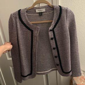 St. John collection tweed jacket/blazer